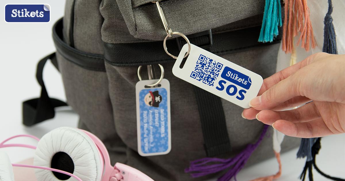Tags para Viagem Tags mochila e viagem Para Identificar
