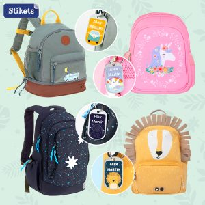 ags para mochilas e necessaires