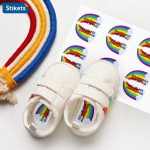 Etiqueta Sapato Stikets