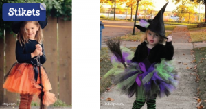 Disfrace de bruixa