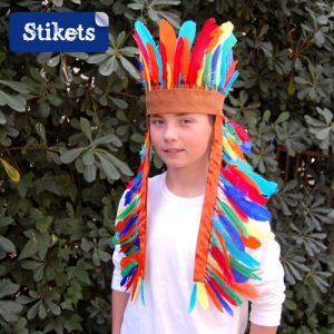 Disfrace de indio