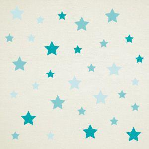 Vinil de estrelas mint