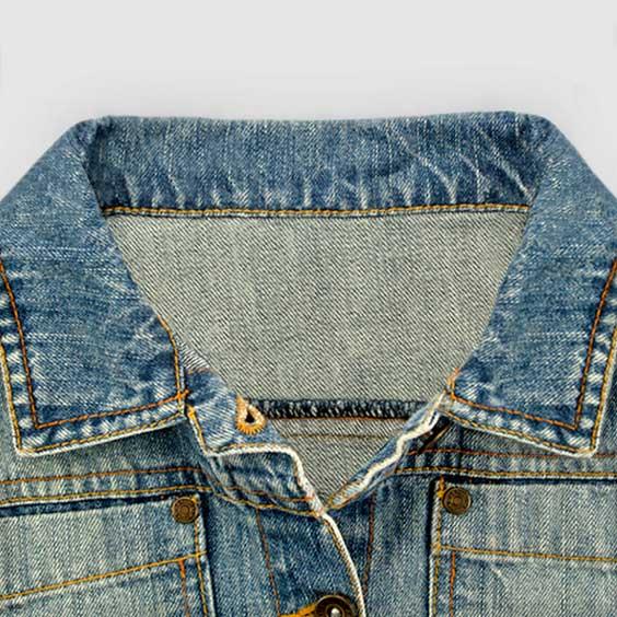 Etiquetas para roupa grandes