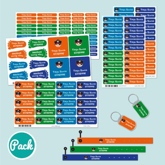 Pack Pulseiras
