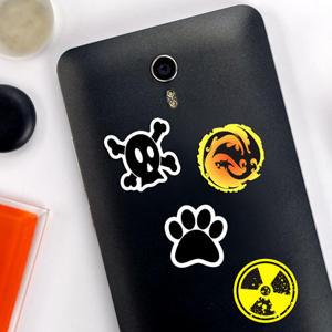 Autocolantes para telemóvel Símbolos